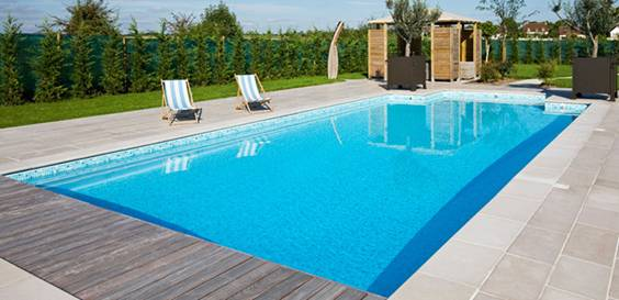 D co 12 liner noir pour piscine liner for Liner noir piscine