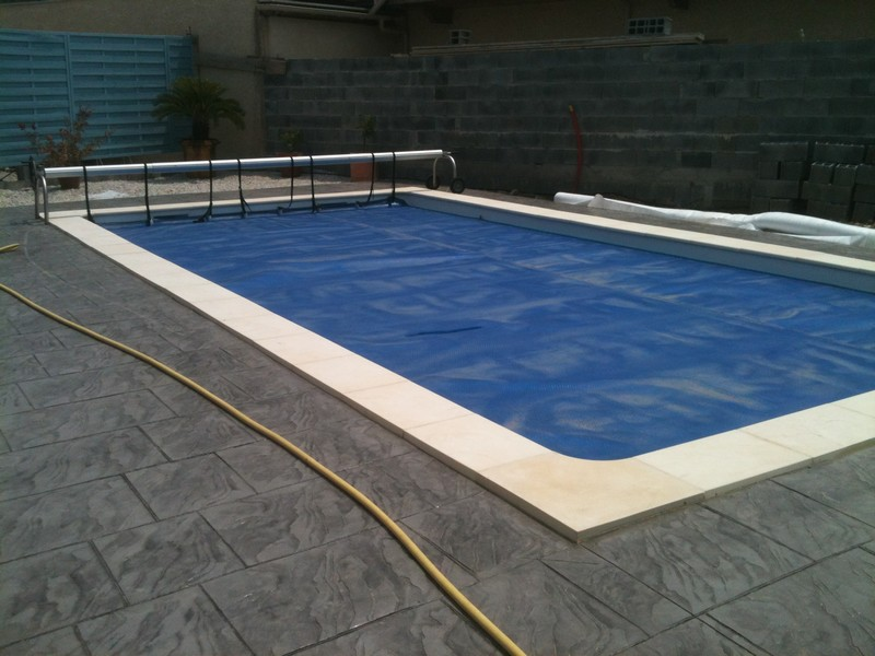 R alisations bleu piscine vente et pose de piscines for Pose piscine coque